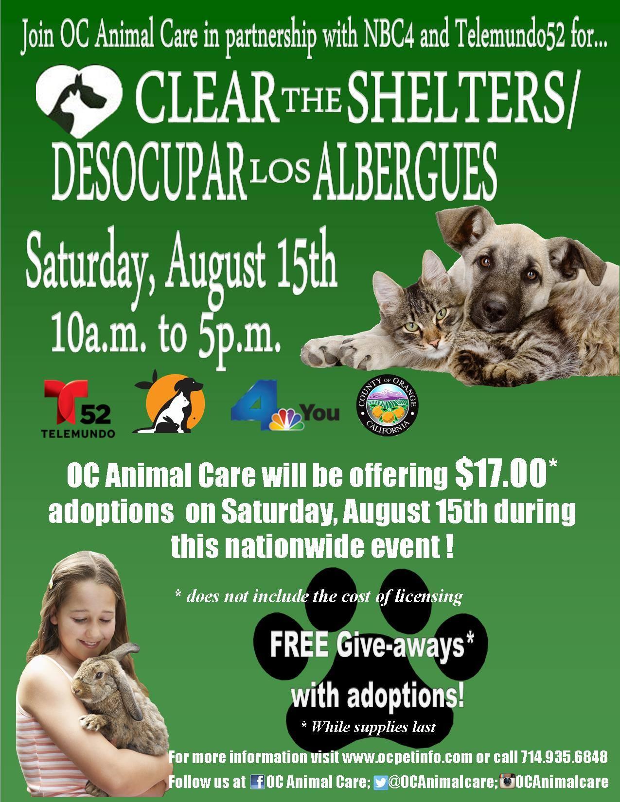 Dog Adoption Events In Orange County