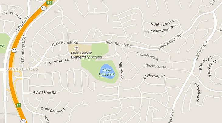 Olive Hills Park